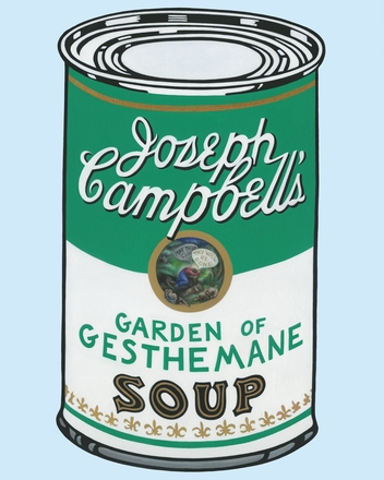 Garden of Gesthemane Soup